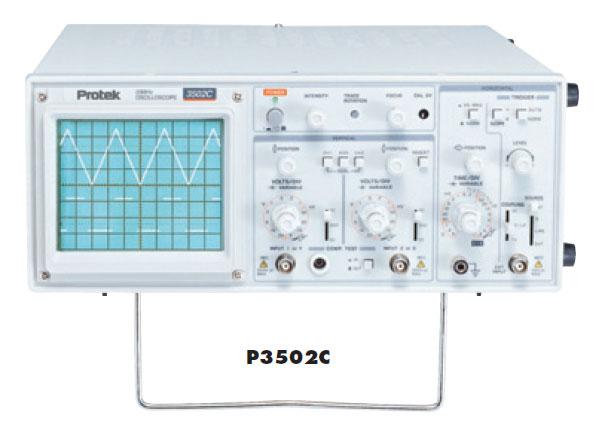 Pro Tek Oscilloscope : Didactic technology